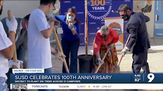 Sunnyside Unified School Districts celebrates 100th anniversary