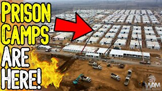 PRISON CAMPS ARE HERE! - Global Martial Law & The RISE Of Technocratic Tyranny!