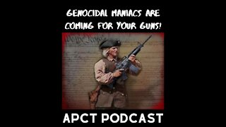 HR 127: Genocidal Maniacs Are Coming for Your Guns!
