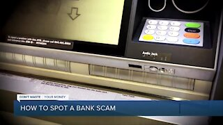 Could you spot a bank scam? Don't be so sure
