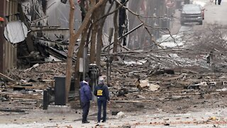 Possible Human Remains Found At Nashville Explosion Site
