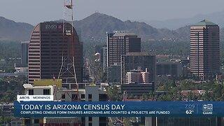 April 1, 2020 is Arizona Census Day