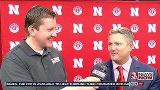 1-on-1 with new Nebraska baseball coach Will Bolt