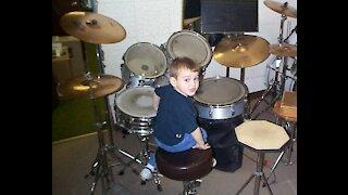 A Hatrix Christmas - The Little Drummer Boy