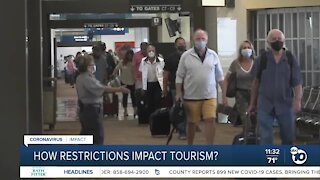 Local tourism industry prepares for impact of restrictions