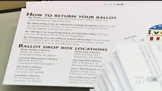 Johnson, Wyandotte counties to mail record number of ballots