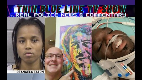 Anti-Police NJ Dep AG EXPOSED, Chi Cop Shooter To Serve 8 Yrs, Louisville Cop Shot In Riots Demoted