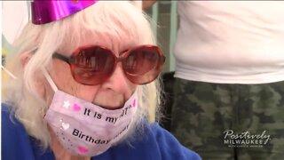 Milwaukee woman celebrates 107th birthday