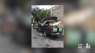 Baltimore City residents want to see bulk trash services restored