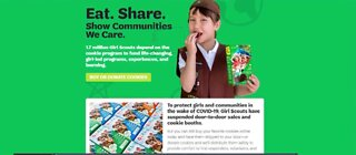 Girl Scout cookies available online