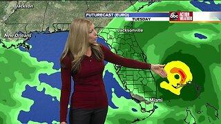 Tracking Hurricane Dorian | 2 p.m. update