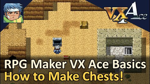 How to Make Chests! RPG Maker VX Ace