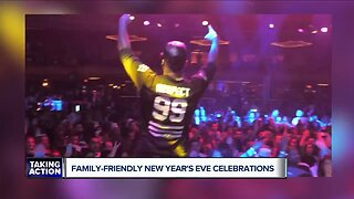 Looking for New Year's Eve plans? Here's a list of metro Detroit events