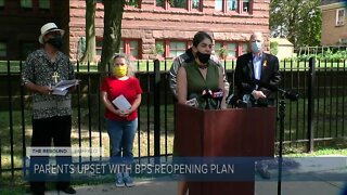 Parent groups have concerns about BPS reopening plan
