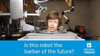 Haircutting Robot