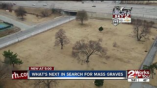 What's next in search for mass graves