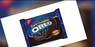 Dark Chocolate Oreos hits the shelves