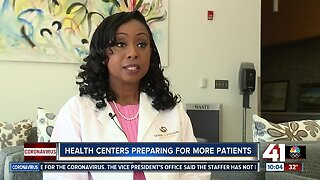 Health care providers urge calm amid COVID-19 outbreak