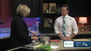 Shape Your Future Healthy Kitchen: Napa Cabbage Salad