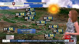 Winds bring fresh air to Kern County