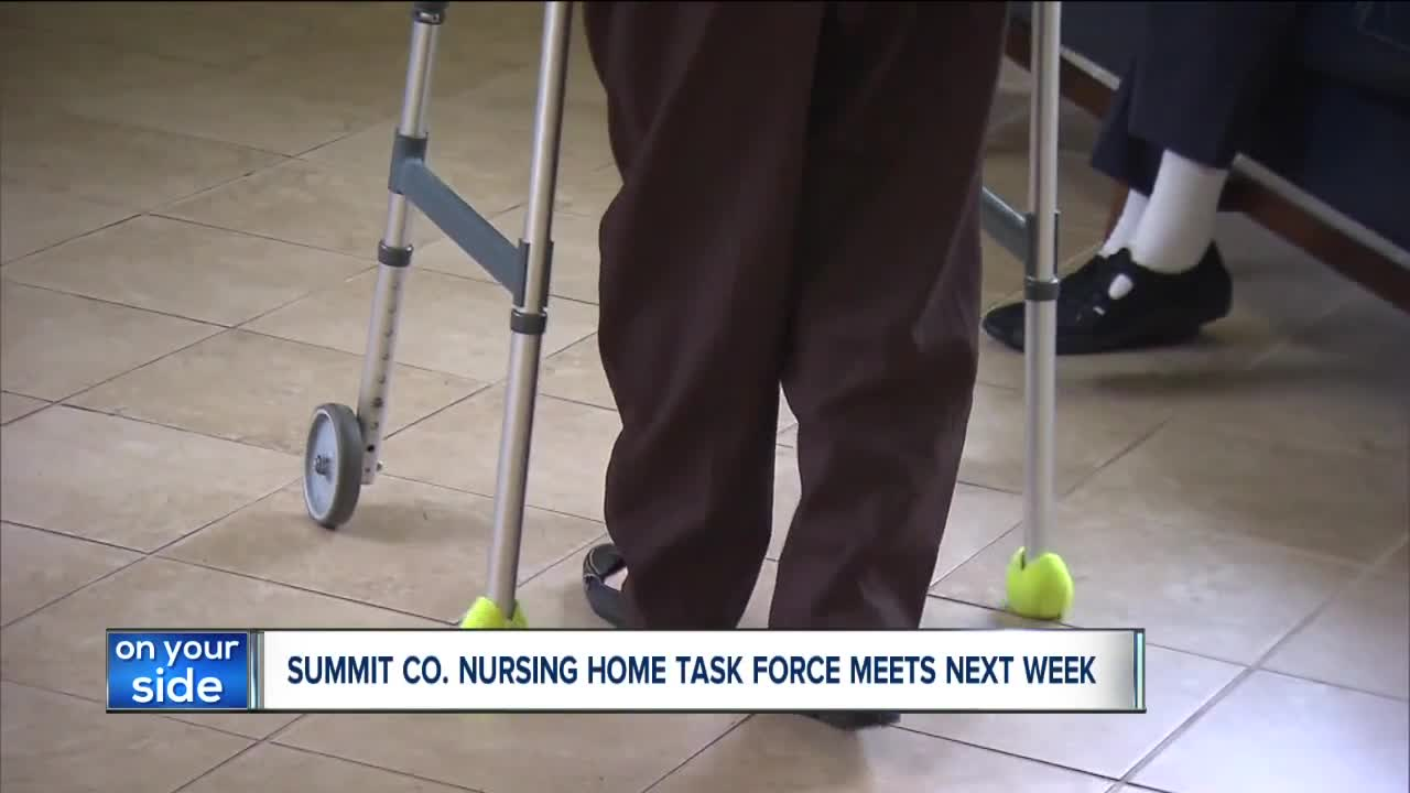 Summit County takes first steps to improve nursing homes