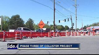 Phase 3 of Collister Drive project begins