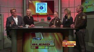 Michigan Police Unity Team - 2/25/20