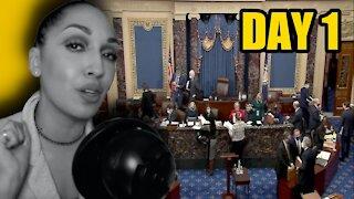 Impeachment? - Day 1   Natly Denise