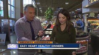 Wellness Wednesday: heart healthy dinner