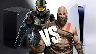 Xbox Series X vs. PS5 -Gaming Wednesday's-