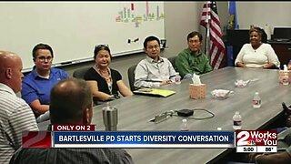 Bartlesville PD starts diversity initiative