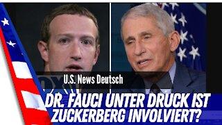 U.S. Senatoren verlangen Faucis Rücktritt.