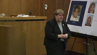 RAW: Trial begins for couple accused or murdering 4-year-old Aniya Day-Garrett