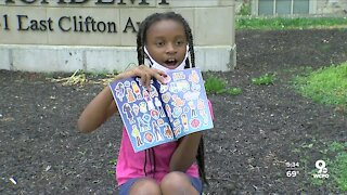 Rothenberg students get free books