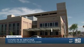 Maricopa county morgue now in surge mode