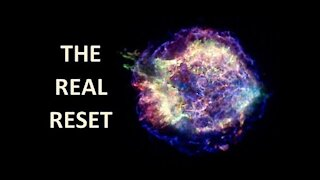 Is the Great Reset About A Cosmic Ray Burst Coming Toward Earth?
