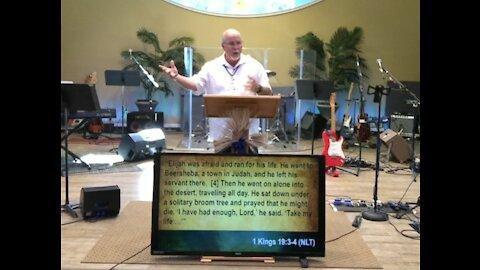 Worship service 6-13-21