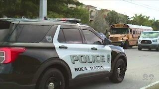 Boca Raton police investigating shooting near preschool