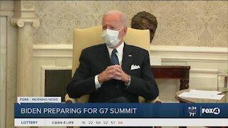 President Biden to speak at G7 summit