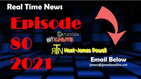 Episode 80 2021 Bombshell UFO Report and much more #Scripture #News #Tech