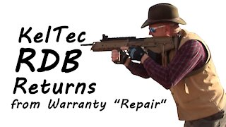 KelTec RDB Warranty Repair