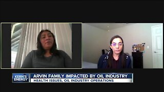 Kern's Energy: Mother speaks out against health impacts of oil drilling