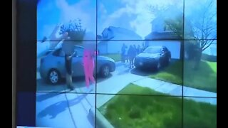 Officer involved shooting in Columbus Ohio