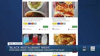 'Black Restaurant Week' highlights minority-owned businesses around the Valley