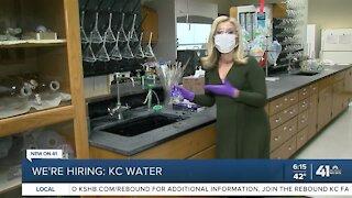 We're Hiring: KC Water