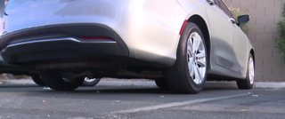 Carjacking, robbery victim speaks out