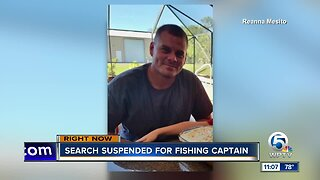 Coast Guard calls off search for missing captain
