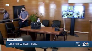 Closing arguments of Matthew Hall trial