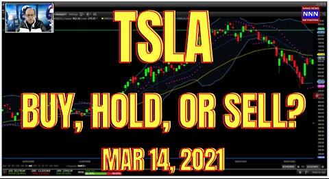 TSLA STOCK BUY, HOLD, OR SELL? TECHNICAL INDICATORS NIK NIKAM