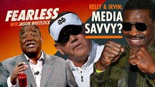 Michael Irvin on Monday Night Football?   Twitter Executes Brian Kelly   Harmony Talks Sexy